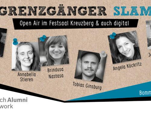 5.Sep., 20 Uhr: Grenzgänger Slam – Open Air in Berlin und hier digital